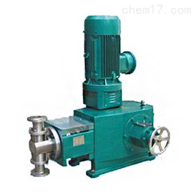 爱力浦柱塞式计量泵J-25系列