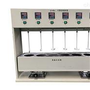 六联异步恒温电动搅拌器(带水浴加热)