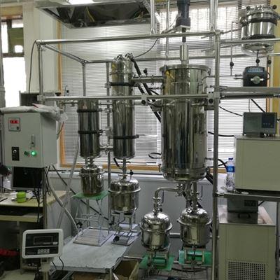 AYAN-F80-S不锈钢分子蒸馏设备