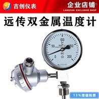 远传双金属温度计厂家价钱型号 WSSP WTYY