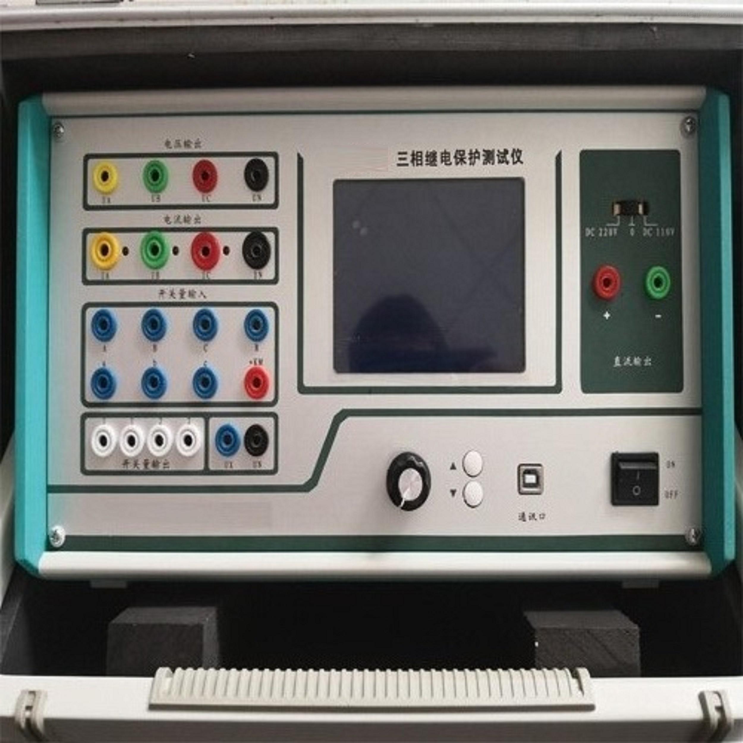 电力承试五级资质三相继电保护测试仪价格