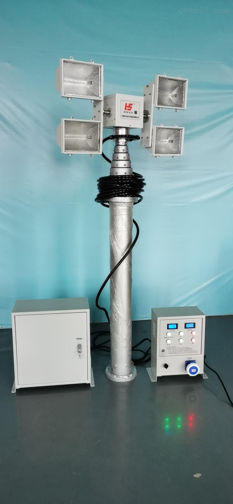 电源车辆升降灯,2.5米移动照明系统,*