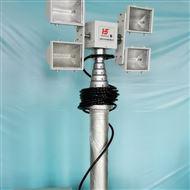 移动升降照明装置 便携式升降设备
