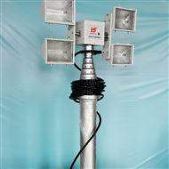 便携式移动消防应急装置 车顶升降照明灯