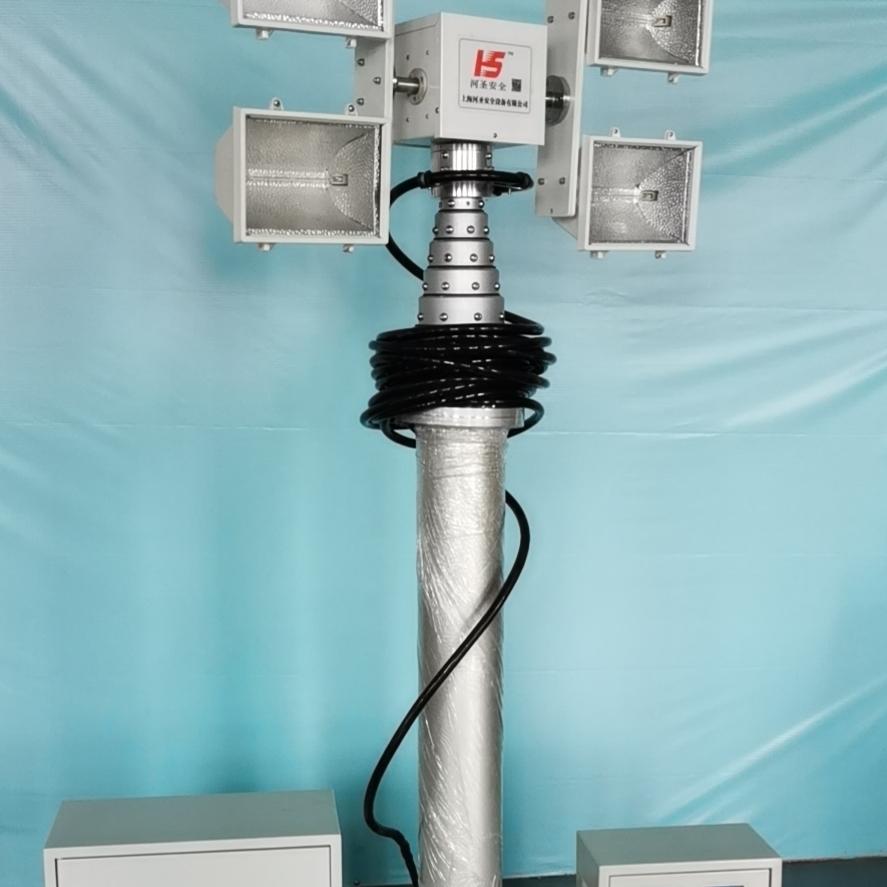 河圣牌 车载式照明灯 大功率照明装置