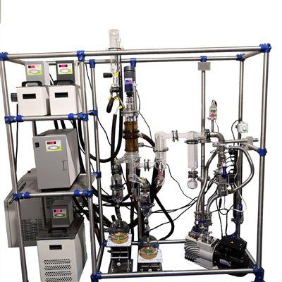 实验室分子蒸馏设备