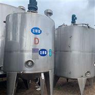厂里直销转让二手5000L双层发酵罐