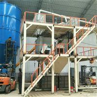 全自動A級防火勻質板設備生產線