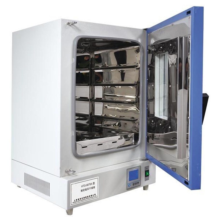 DHG-9036A立式鼓风干燥箱 沪粤明电热恒温箱