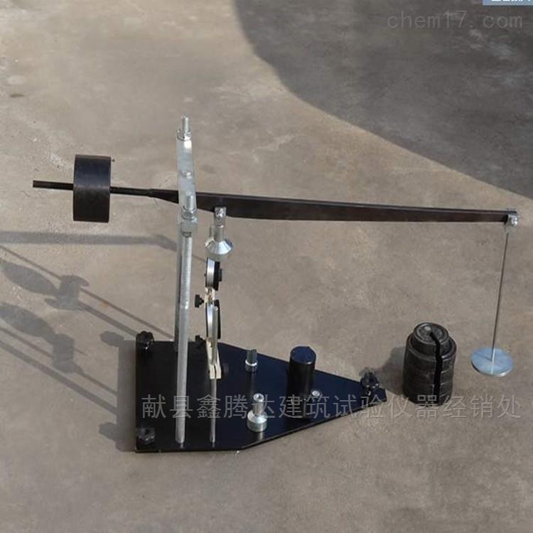 现场土基回弹模量测定仪