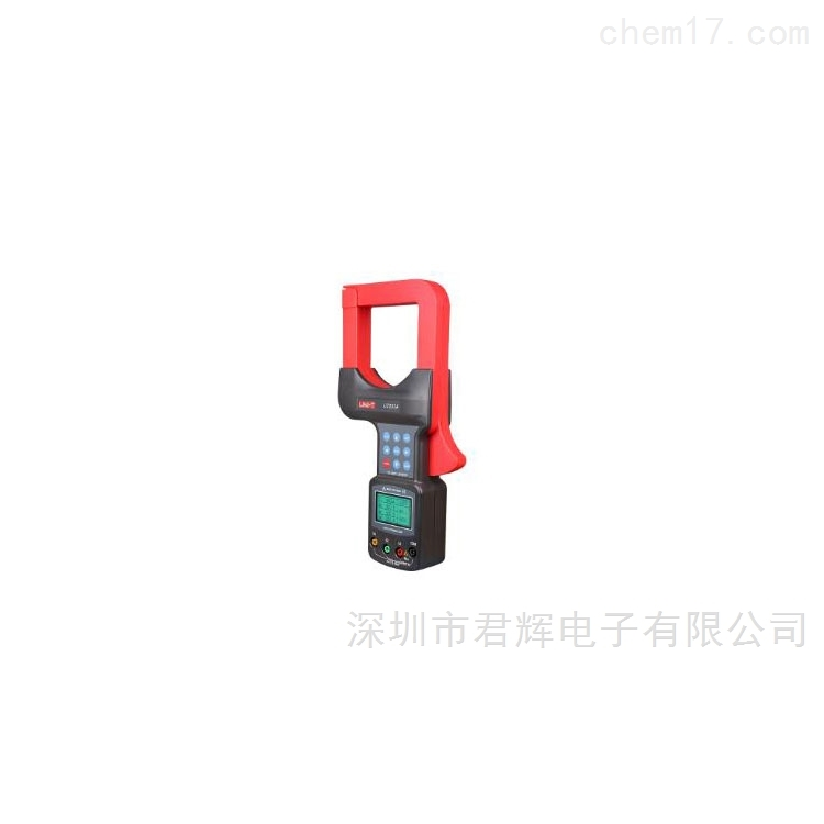 UT253大口径钳形漏电流表