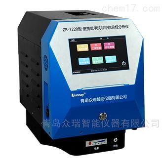 便攜式甲烷非甲烷總烴分析儀