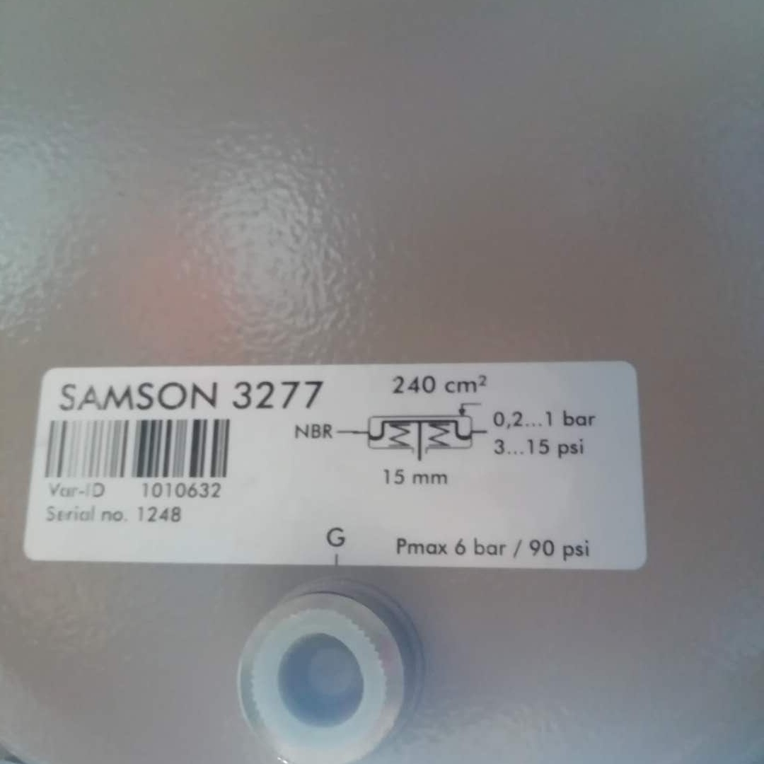 德國薩姆森SAMSON閥門定位器3277係列