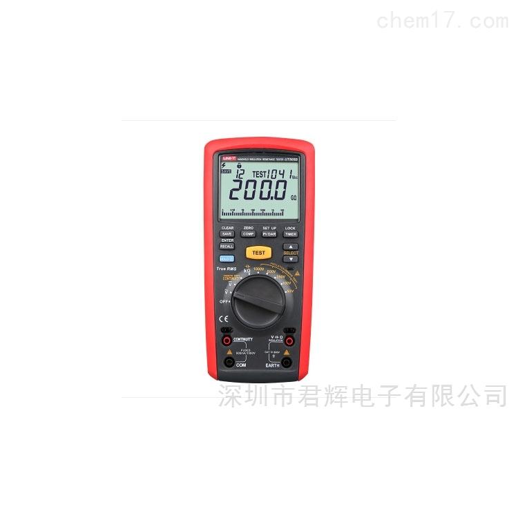 UT505B 手持式绝缘电阻测试仪