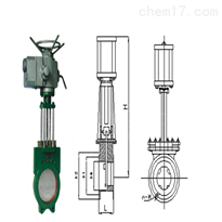 电动浆液阀Z973X