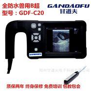 GDF-C20高清驴马B超报价便宜驴用B超价格多少钱