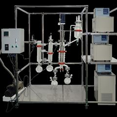 沈阳分子蒸馏仪AYAN-F100处理量可选