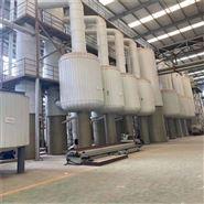 每小时30吨四效五体浆膜式蒸发器