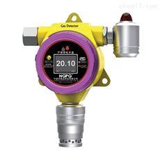 二氧化碳检测仪现场带声光带报警器一体机