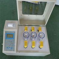 GY6001新款绝缘油介电强度测试仪原理