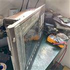 专家修复西门子840D系统面板temp灯闪屏幕黑屏