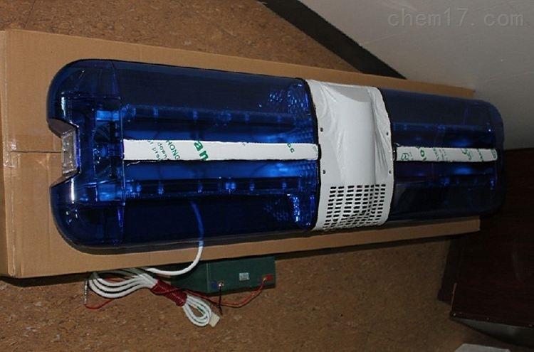 警带字察12V长排警示灯12V星际警灯维修
