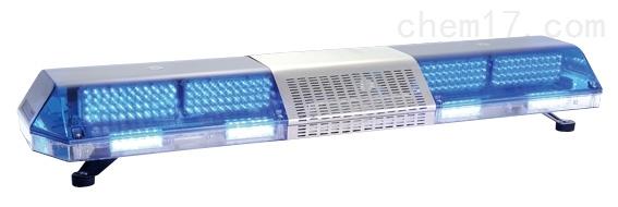 救护车长排警灯蓝色LED电子警报器