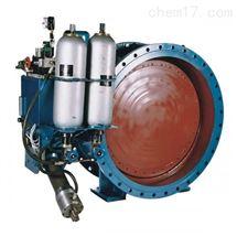HD7X41X蓄能器式液控緩閉止回蝶閥