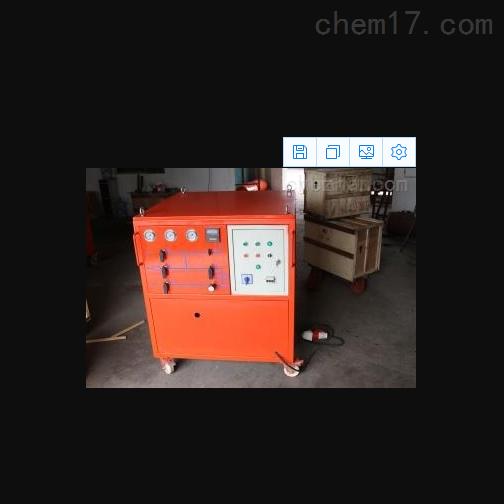 合肥市承试电力设备SF6气体冲压装置