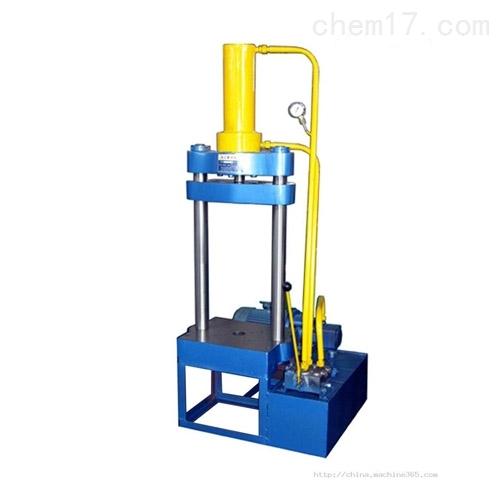 三四五级承装修设备资质手动液压机价格