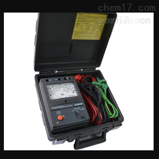 安徽省承试电力设备高压绝缘电阻分析仪