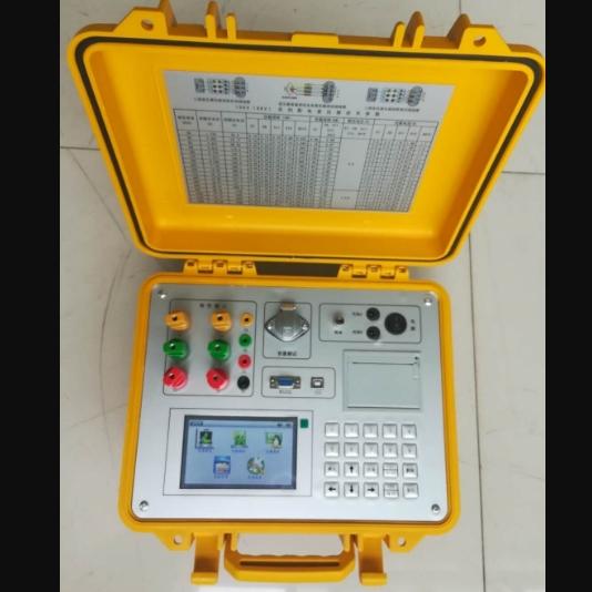 安徽省承试电力设备变压器容量参数分析仪