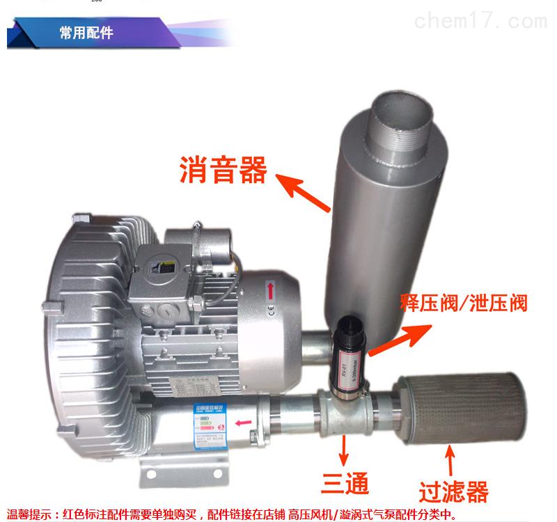 工业废水处理漩涡气泵