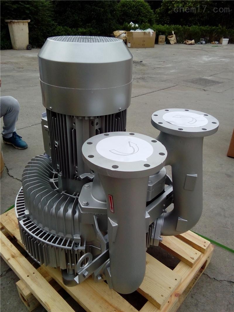 0.4kw环形高压鼓风机