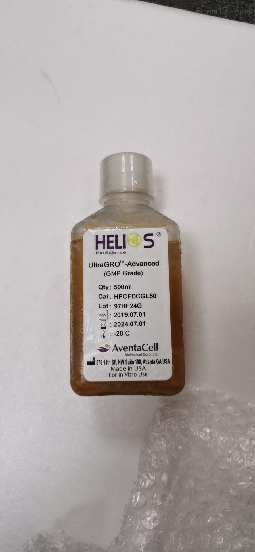 UltraGROTM Advanced,(GMP Grade)- HPCFDCGL50