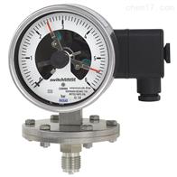 PGS43.100, PGS43.160WIKA威卡膜片式压力表