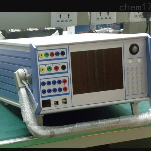 大连市承试电力设备六相微机继电保护校验仪