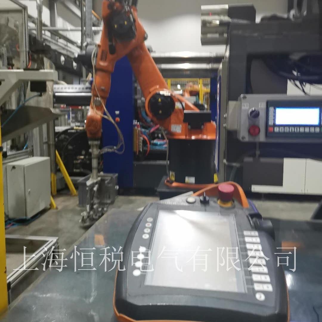 KUKA机器人示教器开机进不去系统维修解决