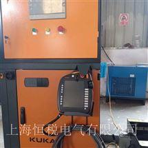 KUKA售后维修KUKA机器人系统无法正常启动厂家维修电话