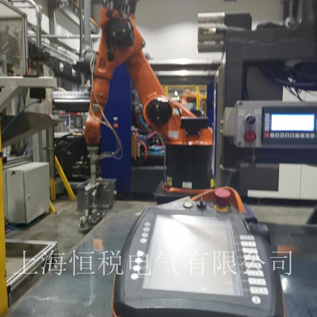 KUKA机器人触摸屏启动开不了机厂家修理电话