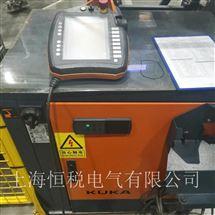 KUKA维修保养KUKA机器人触摸屏开机反复自动重启修理电话