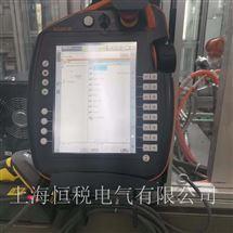 KUKA维修保养KUKA机器人触摸屏所有按键无反应上门修理