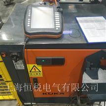 KUKA维修保养KUKA机器人触摸屏按键不灵/触摸不灵维修
