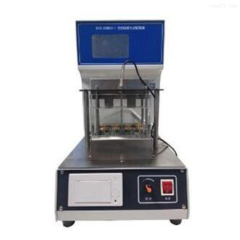 SYD-2806H-1全自动树脂松香软化点测定仪