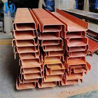 槽式梯式潍坊玻璃钢电缆桥架价格
