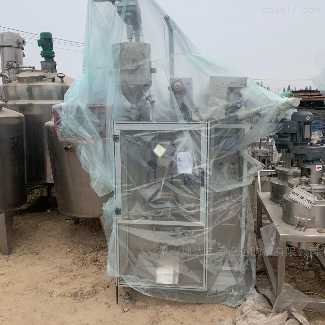 二手全自动液体 袋装立式包装机