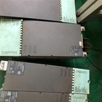 当天修好西门子S120电机模块接地过载十年技术