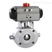 BQ671F氣動超短型保溫球閥
