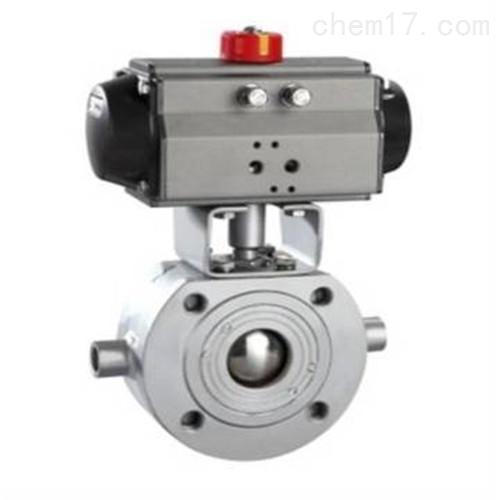 气动超短型保温球阀BQ671F