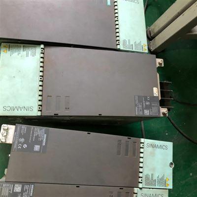 多年修好西门子系统S120模块报过流及过压